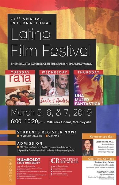 21st Annual International Latino Film Festival